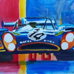 1972 Matra Le Mans