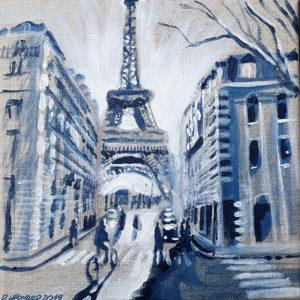Paris Tour Eiffel I