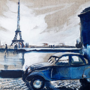 Paris Tour Eiffel II