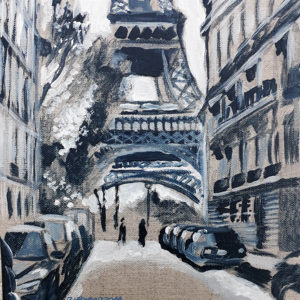 Paris Tour Eiffel III