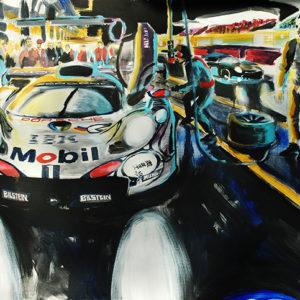 911GT1 wins Le Mans 1998