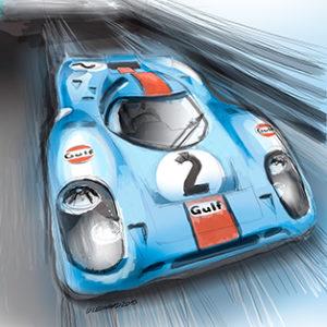 Porsche 917 I