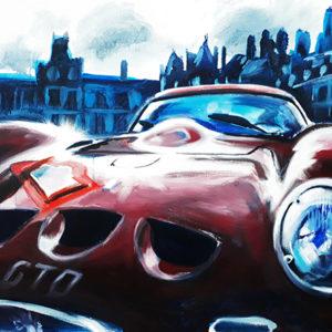 Ferrari la vie de château