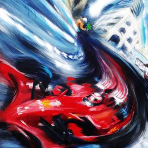Ferrari F1 Monaco II