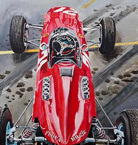 Surtees à Monaco